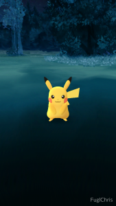 Pikachu - den mest berømte Pokemon.