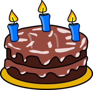3 års fødselsdagskage