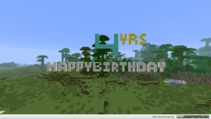 4yearsMinecraft