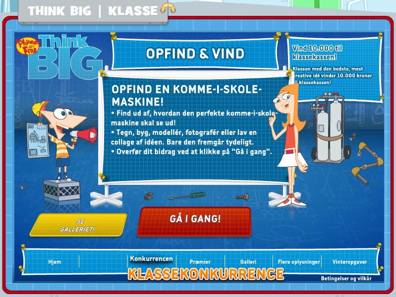 PhineasogFerbkonkurrence
